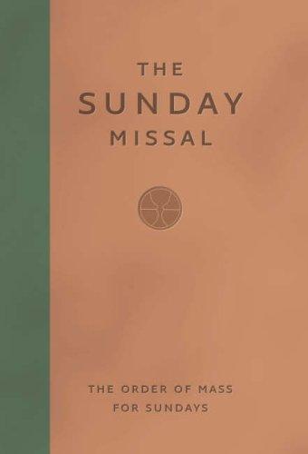 9780007209132: Sunday Missal