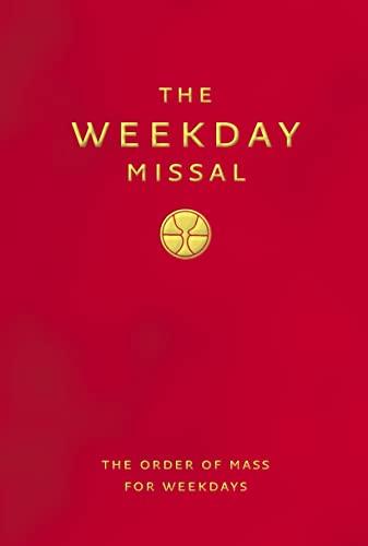 9780007209156: Weekday Missal