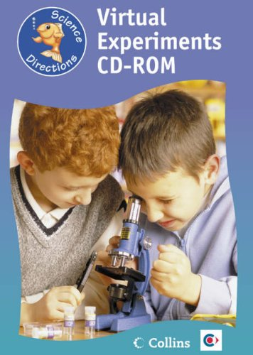 9780007209200: Virtual Experiments Years 3 and 4: Online Licence (Science Directions)