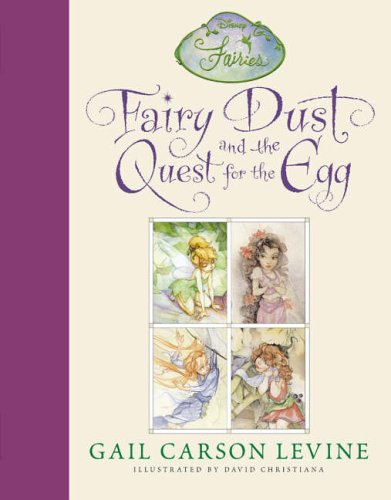 9780007209286: Disney Fairies - Fairy Dust and the Quest for the Egg