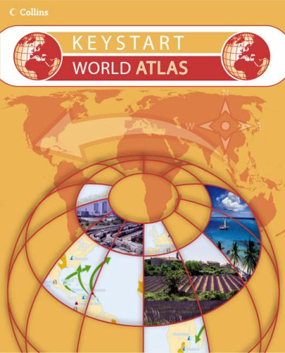 9780007209552: Collins Keystart World Atlas