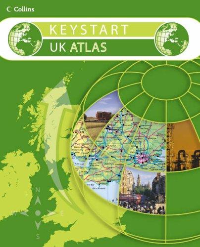 9780007209569: Collins Keystart UK Atlas