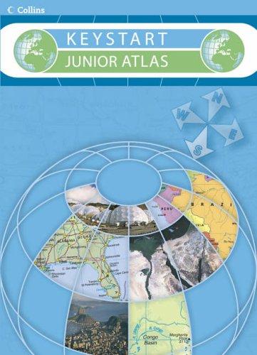 9780007209576: Collins Keystart Junior Atlas