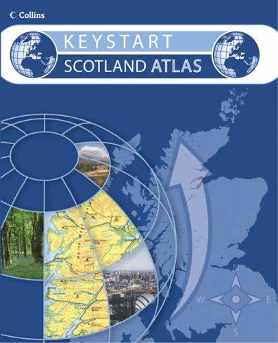 9780007209583: Collins Keystart Scotland Atlas