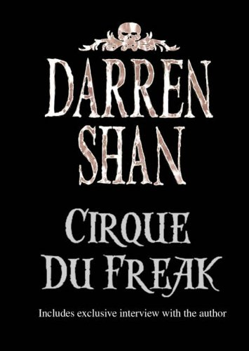 9780007209859: The Saga of Darren Shan (1) – Cirque Du Freak