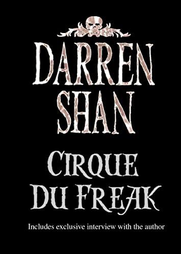 9780007209859: The Saga of Darren Shan (1) - Cirque Du Freak