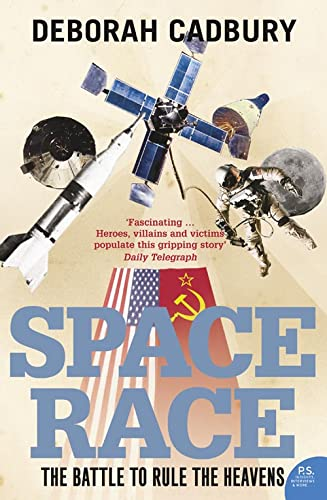 9780007209941: Space Race: The Battle to Rule the Heavens