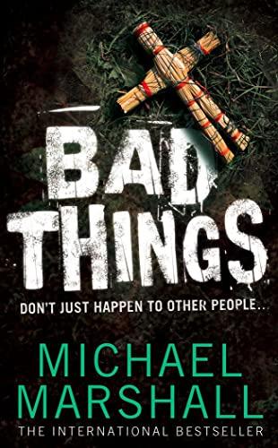 9780007210046: Bad Things