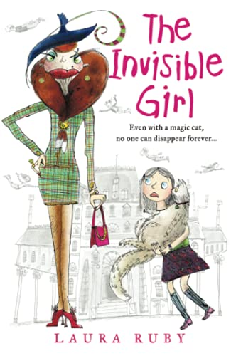 9780007210084: Invisible Girl (The Wall and the Wing)