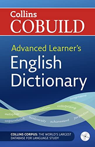 9780007210138: Collins cobuild advanced learner's english dict. Con CD-ROM