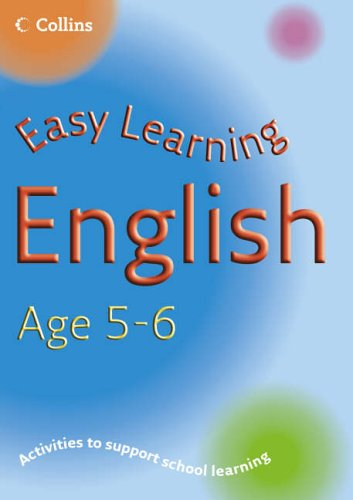 9780007210237: Easy Learning - English Age 5-6