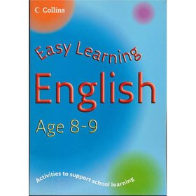 9780007210268: Easy Learning - English Age 8-9