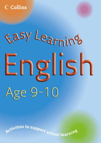 9780007210275: English Age 9-10 (Easy Learning)
