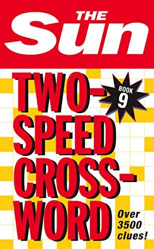 The Sun Two-Speed Crossword Book 9 (Bk. 9): The Sun