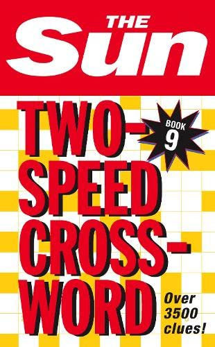 9780007210411: The Sun Two-Speed Crossword Book 9: Bk. 9