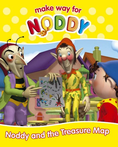 9780007210565: Noddy and the Treasure Map