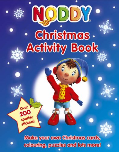 9780007210619: Noddy Christmas Activity Book