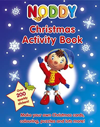 9780007210619: Noddy Christmas Activity Book
