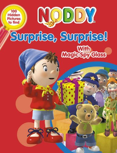 9780007210626: Noddy - Surprise, Surprise!: Magic Spy Glass Book: Magic Spy Glass Bk. 1