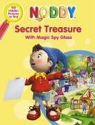 9780007210633: Noddy Secret Treasure: Magic Spy Glass Book: Magic Spy Glass Bk. 2 (Noddy Magic Spy Glass)