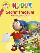 9780007210633: Noddy Secret Treasure: Magic Spy Glass Bk. 2 (Noddy Magic Spy Glass)