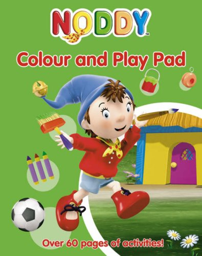9780007210640: Noddy Colour and Play Pad
