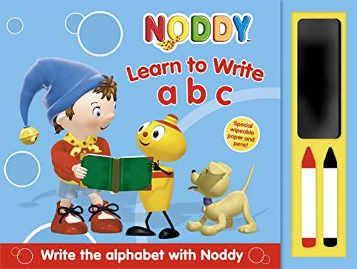 9780007210664: Noddy Write and Wipe ABC