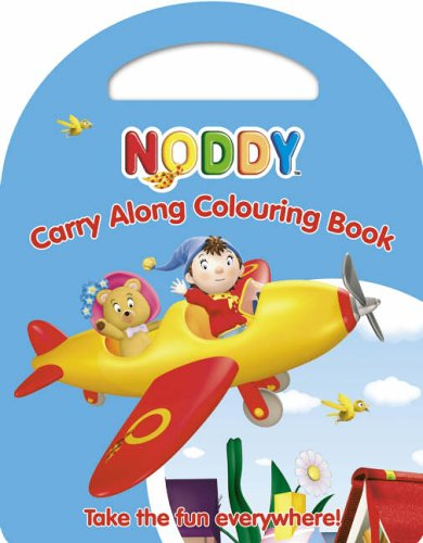 9780007210718: Noddy Carry Along Colouring Book