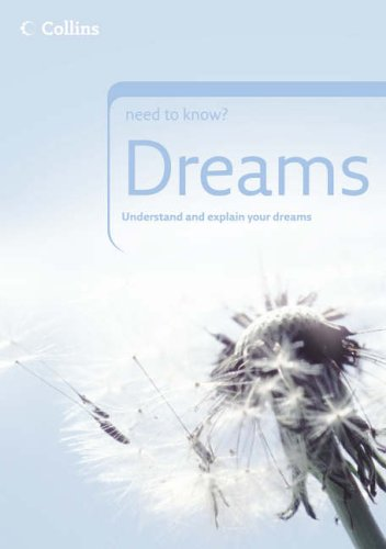 9780007210831: Dreams (Collins Need to Know?)