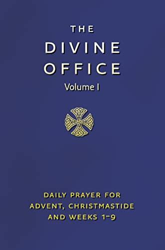 9780007210893: Divine Office Volume 1: v. 1