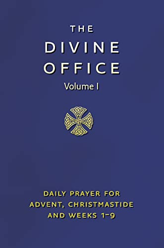 9780007210893: Divine Office Volume 1