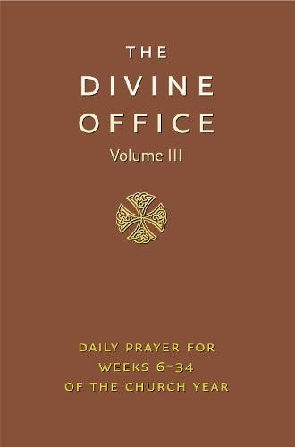 9780007210916: Divine Office. Vol. 3 (v. 3)