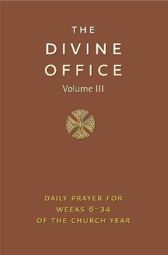 9780007210916: Divine Office Volume 3