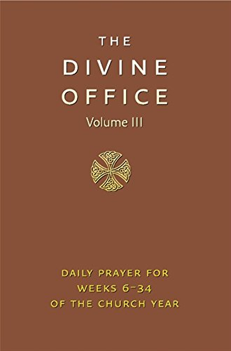 9780007210916: Divine Office Volume 3: v. 3