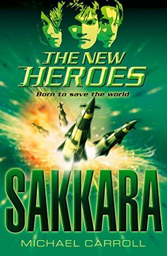 9780007210930: Sakkara (The New Heroes)
