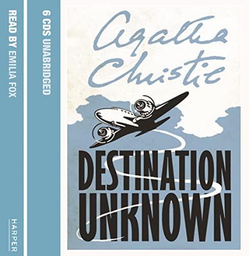 9780007211234: Destination Unknown