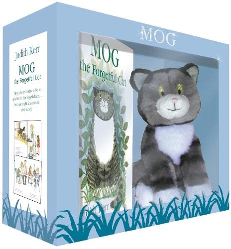 9780007211340: Mog the Forgetful Cat Gift Set