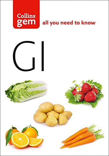9780007211395: Collins Gem GI: How to Succeed Using a Glycaemic Index Diet