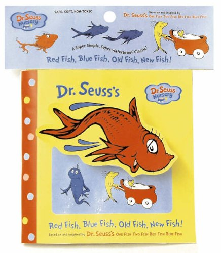 9780007211418: Red Fish, Blue Fish, Old Fish, New Fish!: Deluxe Bath Book (Dr. Seuss Nursery)