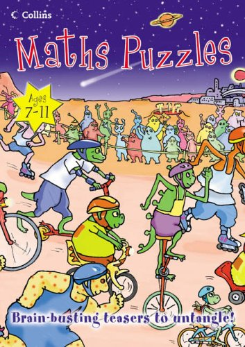 9780007211449: Maths Puzzles (Mighty Maths)
