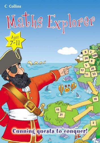 9780007211463: Maths Explorer (Mighty Maths)