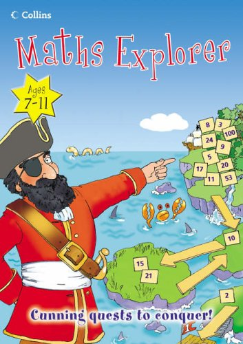 9780007211463: Maths Explorer (Mighty Maths)