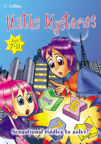 9780007211470: Maths Mysteries (Mighty Maths S.)