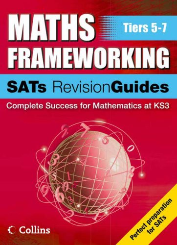 9780007211623: Maths Frameworking - SATs Revision Guide Levels 5-7