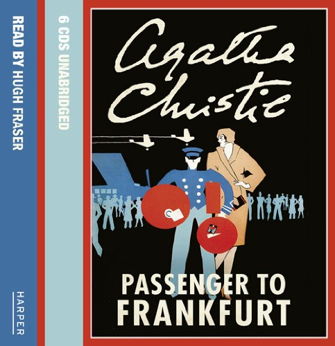 9780007211647: Passenger to Frankfurt: Complete & Unabridged