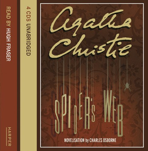 Spider's Web: Complete & Unabridged: Agatha Christie, Charles