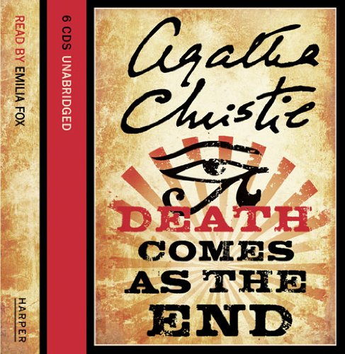 9780007211685: Death Comes as the End: Complete & Unabridged