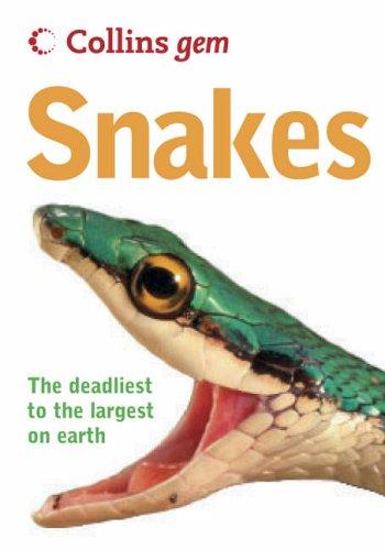 9780007211708: Snakes (Collins Gem)