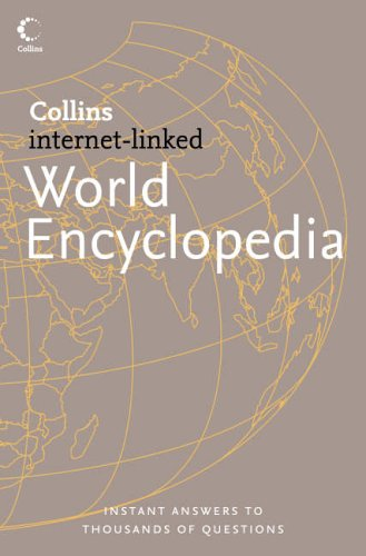 9780007211913: Collins World Encyclopedia