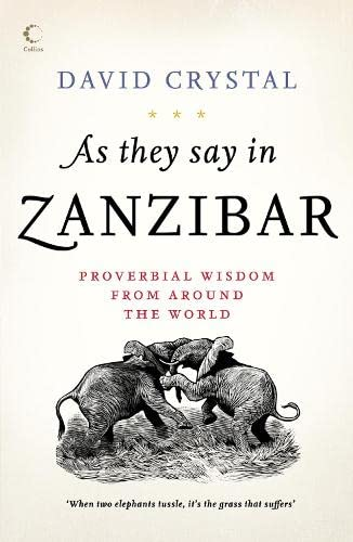 9780007212026: As They Say In Zanzibar